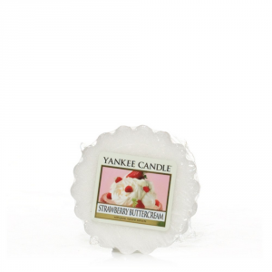 YANKEE CANDLE Tartina profumata strawberry buttercream - Candele profumate