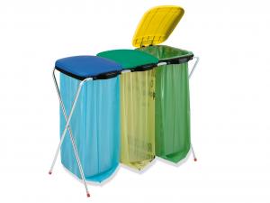 ARTEX Portasacchi fixmatik 3 Sacchi per spazzatura e Riordino
