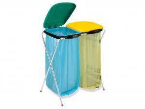 ARTEX Portasacchi fixmatik 2 Sacchi per spazzatura e Riordino