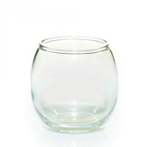 YANKEE CANDLE Porta Votivo Roly Poly Glass Profumazione Ambiente