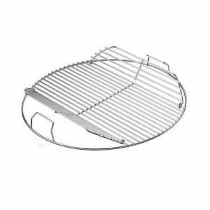 WEBER Griglia di cottura apribile per barbecue cm. 47 - Accessori barbecue