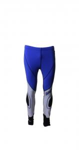 BRIKO VINTAGE Pantaloni lunghi sci fondo uomo KATANA blu nero 010117--.02