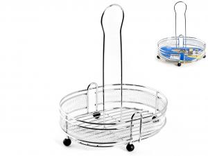 ARTEX Telaio porta condimenti kitchenline ovale Utensili da cucina