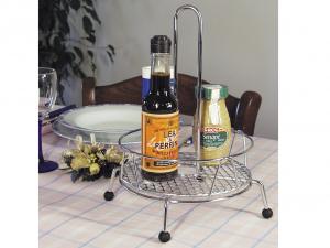 ARTEX Telaio porta condimenti kitchenline tondo Utensili da cucina