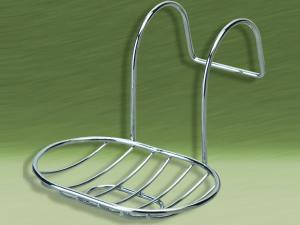 ARTEX Porta sapone vasca fondo cromato Arredo bagno e accessori