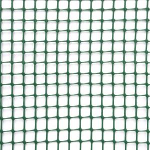 VERDEMAX Rete quadra maglia 10mm verde - Giardino reti recinzione