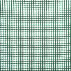 VERDEMAX Rete quadra maglia 5mm verde - Giardino reti recinzione