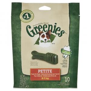 GREENIES Snack Per Cani Di Piccola Taglia Petite Grammi 170 Pulizia Dei Denti