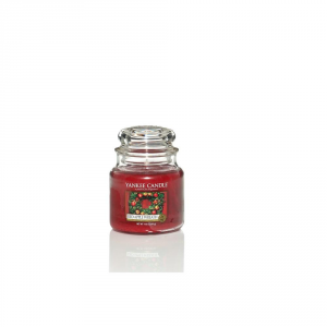 YANKEE CANDLE Giara Profumata Red Apple Wreath Media Profumazione Ambiente