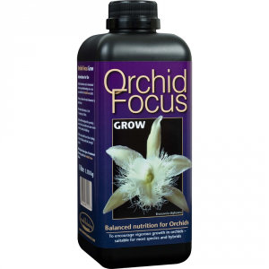 GROWTH TECHNOLOGY Orchid focus grow 300ml - Piante orto giardino concimi liquidi