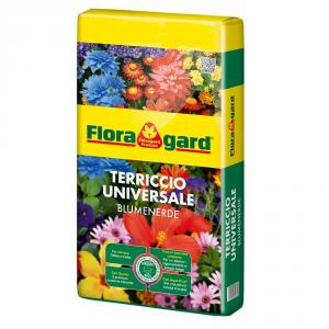 FLORAGARD Terriccio Universale Lt. 40 Orto E Giardino