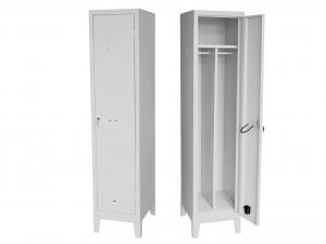 HOME Contenitori E Sistemazione Armadio Spogliatoio Metallo 40X50X180 Casalinghi