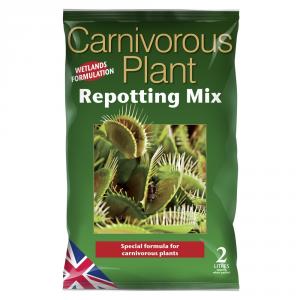 Set 10 GROWTH TECHNOLOGY  Carnivorous Repotting Mix LT. 2 Terriccio Da Giardino