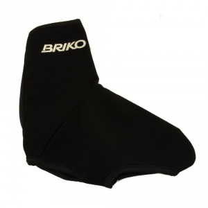 BRIKO Copriscarpa ciclismo bike SHOES COVER DY nero 012883