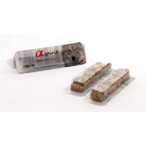 ALPHA SPIRIT Snack in cubetti di fegato 35gr - Snack per cani