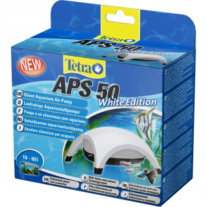 TETRA Aeratore per acquario aps 50 white - Accessori per acquari