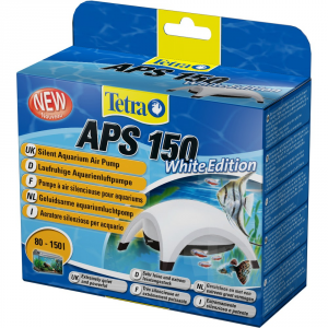 TETRA Aeratore per acquario aps 150 white - Accessori per acquari