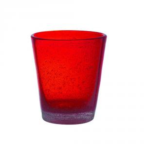 LIVELLARA Freshness Bicchiere Tumbler Freshness Red Tavola E Cucina