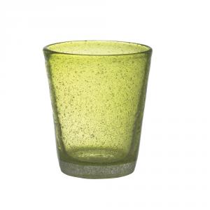 LIVELLARA Freshness Bicchiere Tumbler Freshness Green Tavola E Cucina