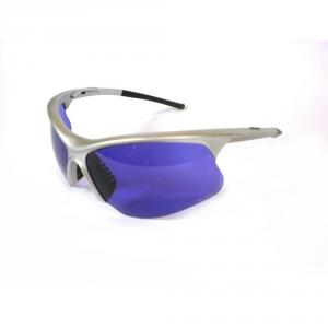 BRIKO VINTAGE Occhiali sportivi unisex da sole SWITCHER argento viola 01404307S