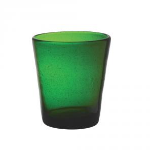 FRESHNESS BY LIVELLARA Bicchiere tumbler freshness dark green - Cucina tavola