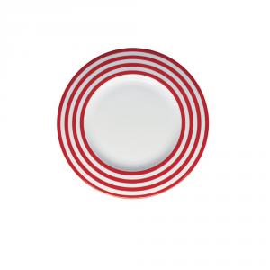 FRESHNESS BY LIVELLARA Piatto piano freshness line red - Cucina tavola