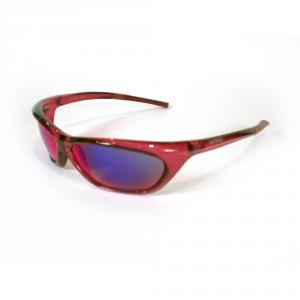BRIKO VINTAGE Occhiali sportivi da sole unisex PROWLER rosso 014090VES.G5