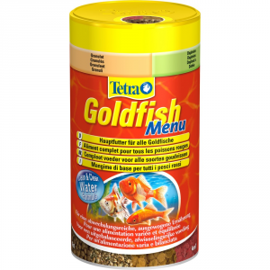 TETRA Goldfish menu 250ml - Alimenti pesci