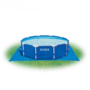 INTEX Telo base per piscine easy e frame - Accessori piscine