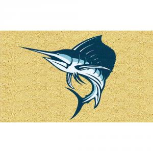 GIFT COMPANY Zerbino in cocco pesce spada - Ogettistica arredo interno