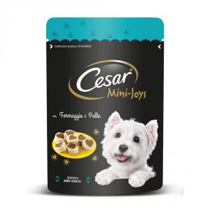 CESAR Cesar Mini Joys Pollo Formag Ossa E Masticabili Cane