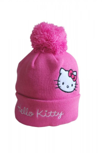 HELLO KITTY Berretto pon pon di Hello Kitty Cappelli Accessori Sci HBE0024