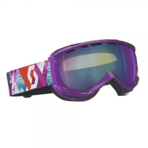 Scott Reply Goggle Viola Scott Occhiali-maschere Accessori Sci 224155