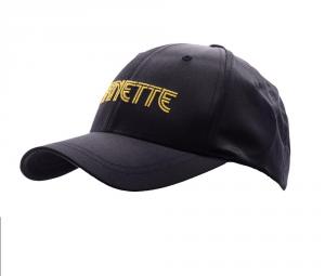 ARNETTE Cappello con frontino unisex nero 022845 cotone