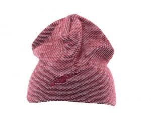 ARNETTE Berretto invernale unisex rosso grigio 022904 misto lana