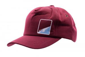 ARNETTE Cappello con frontino unisex rosso 022918 cotone