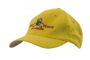 ARNETTE Cappello con frontino unisex giallo 022958 polyester