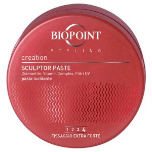 BIOPOINT Sculptor Paste Fissaggio Extra Forte Effetto Definito 100 Ml