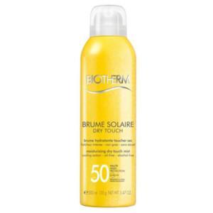 BIOTHERM Sun Brume Dry Touch Spf 50 200 Ml Protezione Solare Cura Del Corpo