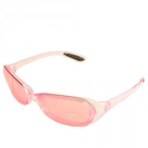 X3 BY BRIKO Occhiali da sole tempo libero donna RIKITEA rosa trasparente 034005