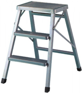 Scaletta Alluminio 3 Gradini Ferramenta