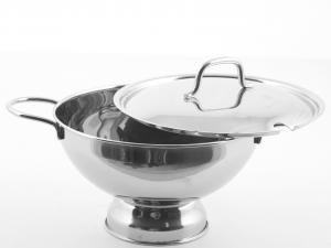 GIERRE Zuppiera inox Senza Coperchio 42661 cm24 lt2.25 Utensili da cucina