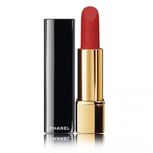 CHANEL Rouge Allure Velvet - 56 Rouge Charnel Rossetto Make Up Labbra Trucco
