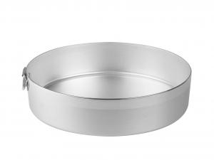 AGNELLI Tortiera alluminio cilindrico cm32 Pasticceria e Cake Design