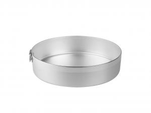 AGNELLI Tortiera alluminio cilindrico cm22 Pasticceria e Cake Design