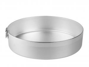 AGNELLI Tortiera alluminio cilindrico cm36 Pasticceria e Cake Design