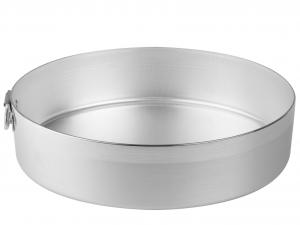 AGNELLI Tortiera alluminio cilindrico cm40 Pasticceria e Cake Design