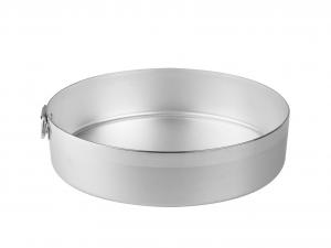 AGNELLI Tortiera alluminio cilindrico cm30 Pasticceria e Cake Design