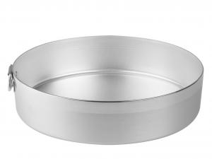 AGNELLI Tortiera alluminio cilindrico cm38 Pasticceria e Cake Design