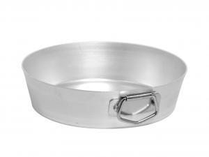 AGNELLI Tortiera alluminio conico cm20 Pasticceria e Cake Design